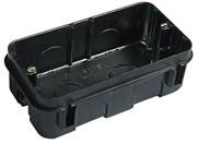 Коробка монтажная (подрозетник), серия Zenit, ITA стандарт, 4-модульная