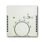 Плата центральная (накладка) для механизма терморегулятора 1095 U/UF-507, 1096 U, серия Basic 55, цвет chalet-white