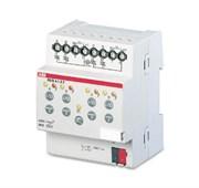 ES/S4.1.2.1 Электронный активатор термоэлектрических приводов, 4-канальный