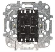 Механизм кнопки + переключатель, 10А/250В